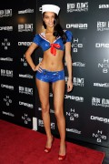 Shanina Shaik at Heidi Klum's 12th annual Halloween party at the PH-D Rooftop Lounge at Dream Downtown, 31 October, x5