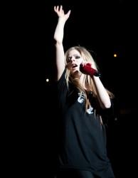 Аврил Лавин, фото 13839. Avril Lavigne Q102 Jingle Ball 2011 in Philadelphia (7.12.2011)*same IB gallery as above, foto 13839,