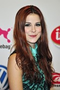 Лена Майер-Ландрут, фото 723. Lena Meyer-Landrut 1Live Krone Awards in Bochum, 08.12.2011, foto 723