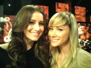 Candace Bailey & Sara Underwood Twitpic 1/09/12