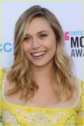 Elizabeth Olsen @ 2012 Critic's Choice Awards 1/12/12