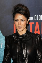 Salma Hayek at Tinker Tailor Soldier Spy Photocall in Paris 20th January x7