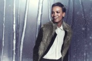 Лия Кебеде, фото 78. Liya Kebede - Ann Taylor Holiday 2011 LookBook (22x), foto 78