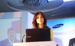 Приянка Чопра, фото 309. Priyanka Chopra at Samsung Pressmeet, 2012-01-31, foto 309