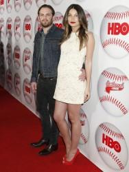 Лили Олдридж, фото 355. Lily Aldridge - HBO's 'Eastbound & Down' Season 3 Premiere in LA (Feb. 9), foto 355