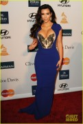 Kim Kardashian @ Clive Davis' Pre Grammy Gala  2/11/12
