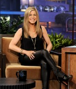 Дженнифер Анистон, фото 8676. Jennifer Aniston On the Tonight Show With Jay Leno in Burbank - February 24, 2012, foto 8676