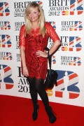 Эмма Бантон, фото 2281. Emma BuntonThe Brit Awards 2012 at The O2 Arena in London. 21.02.2012, foto 2281