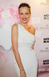 Петра Немсова, фото 4032. Petra Nemcova Montblanc Jewellery Brunch Celebrating Collection Princesse Grace De Monaco Hotel Bel-Air in Los Angeles, 25.02.2012, foto 4032