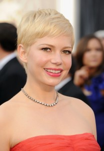 Мишель Уильямс, фото 861. Michelle Williams 84th Annual Academy Awards in LA, 26.02.2012, foto 861
