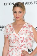 Dianna Agron 2 Elton John Academy Awards Party 2/26/12