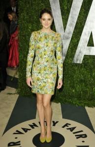Шэйлин Вудли, фото 859. Shailene Woodley Vanity Fair Oscar Party - West Hollywood - 26.02.2012, foto 859