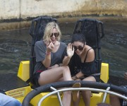 Эшли Бенсон, фото 363. Ashley Benson at Busch Gardens in Tampa Bay 03/03/12*with Vanessa Hudgens, foto 363,