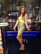 Candace Bailey Twitpic 3/05/12 sexy tight dress(x2)