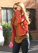 Линдси Лохан, фото 23075. Lindsay Lohan - out and about in Beverly Hills 03/08/12, foto 23075