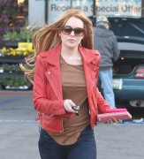 Линдси Лохан, фото 23100. Lindsay Lohan - out and about in Beverly Hills 03/08/12, foto 23100