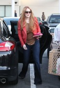 Линдси Лохан, фото 23117. Lindsay Lohan - out and about in Beverly Hills 03/08/12, foto 23117