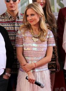 Кристен Белл, фото 8408. Kristen Bell Topshop Topman Store Opening in Las Vegas, 08.03.2012, foto 8408