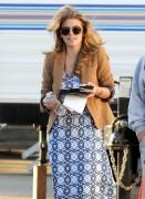 АннаЛинн МакКорд, фото 5172. AnnaLynne McCord on the set of '90210', March 8, foto 5172