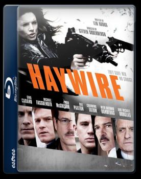 ¶cigana / Haywire (2011) [Napisy PL] m720p.AC3.x264~estres