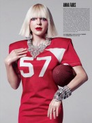 Anna Faris - V Magazine Photoshoot for Issue 77 (x1)