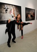 Vanessa Lengies - Tyler Shields Debuts MOUTHFUL art exhibit in LA 05/19/12