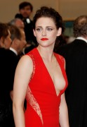 Kristen Stewart at the Cosmopolis Premiere at Cannes on May 25, 2012