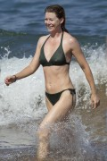 Ellen Pompeo - wearing a bikini at a beach in Maui 06/06/12
