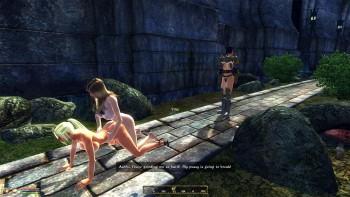 Naked american babes having sex
