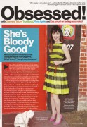 Mary Elizabeth Winstead - Glamour - July 2012